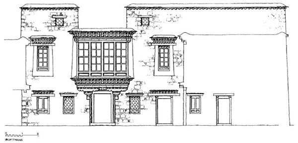 Vernacular Design Of Houses In Nepal