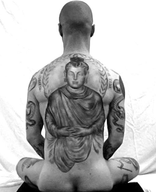 Bodhi Art Reclaiming The Body With Buddhist Tattoos Buddhist Art News
