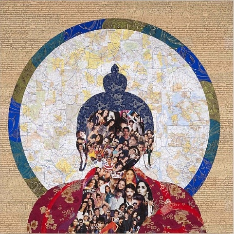 Tenzing Rigdol Lost in Translation Almost Buddhist Art News