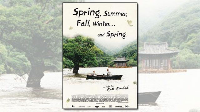 "Kim Ki-Duk's 2003 Buddhist-inspired film, ""Spring, Summer ..."