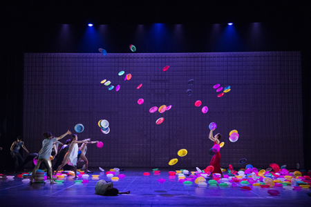 """Bul-ssang"" will be staged on Friday and Saturday at Main Hall Hae of National Theater of Korea on Mount Nam."
