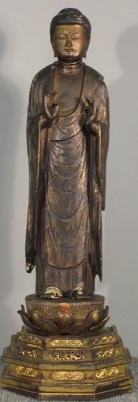 Buddha after