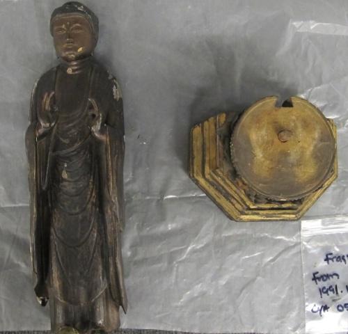 BUDDHA before 1