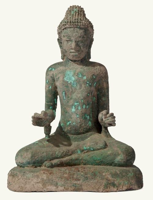 Buddha, Pyu period, eighth-ninth century Facebook Twitter Pinterest Buddha, Pyu period, eighth-ninth century. Photograph: Sean Dungan/Sri Ksetra Archaeological Museum, Hmawza