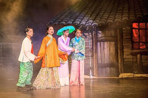 Guan Yin Pu Sa: A Musical tells four stories through song and dance in imparting universal life lessons on love, compassion, joy and equanimity.