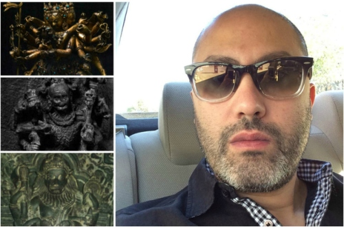 Brooklyn art dealer Nayef Homsi is accused of selling a total of $495,000 in stolen art. Art Dealer Nayef Homsi