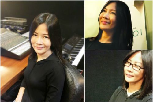 Ray of light: Ooi hopes her concert, Sound Of Wisdom, could be used as a platform for young people to use their talents positively.
