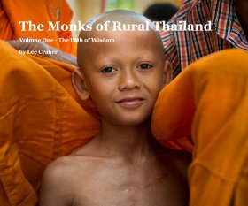 monks rural thailand