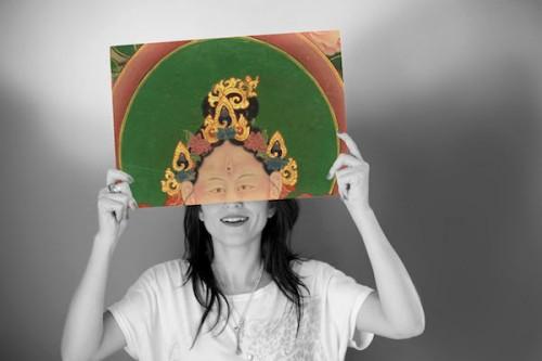 The Rubin Museum of Art's Brainwave series melds tenets of Buddhist thought and neuroscience. Photo courtesy Rubin Museum of Art.