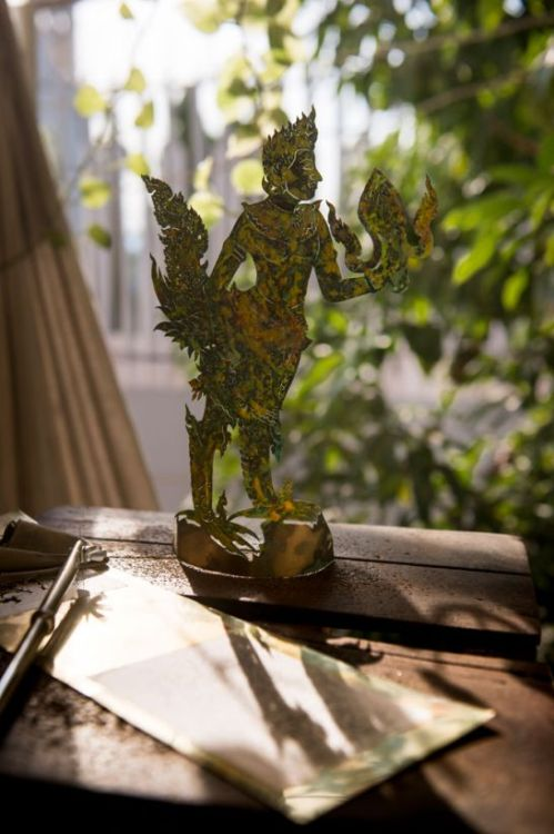 Content image - Phnom Penh Post A completed sculpture. scott rotzoll