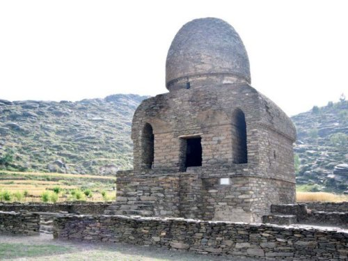 The 1,800-year-old Vihara is situated 25 kilometres from Mingora. PHOTO: SHEHZAD KHAN/ EXPRESS
